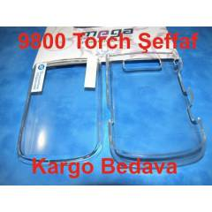 BLACKBERRY TORCH 9800 KILIF �EFFAF CLEAR KAPAK