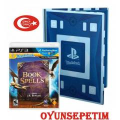 Sihirli Kitap-Wonderbook Book of Spells Ps3 Oyun