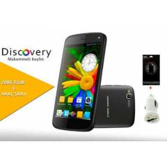 General Mobile Discovery16gb Siyah+Ara� �arj�