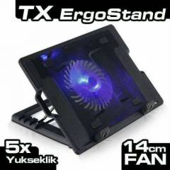 NOTEBOOK LAPTOP ALTI SO�UTUCUSU FAN ERGOSTAND