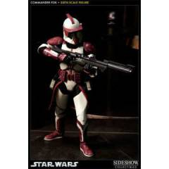 Sideshow StarWars:Clone Commander Fox Sixth Scal