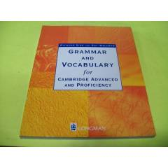 *GRAMMAR AND VOCABULARY FOR CAMBRIDGE ADVANCED A