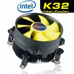 Akasa K32 92mm PWM Fanl� ��lemci So�utucusu