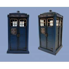 DR Who  Docto Who Tardis Telefon Kulubesi