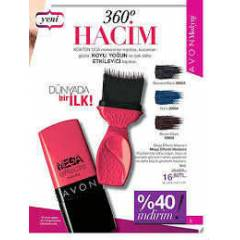 Avon Mega Effects Maskara 9 ml
