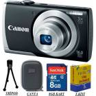 CANON A2500 16 MP HD Foto�raf Makinesi