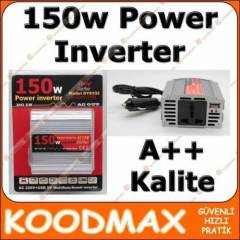150W DC 12V TO AC 220V POWER INVERT�R �NVERTER
