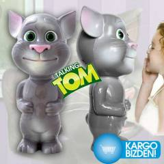 TALKING TOM CAT KONU�AN KED� OYUNCAK 30CM
