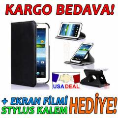SAMSUNG GALAXY TAB 3 KILIF T210 7.0 FULL SET