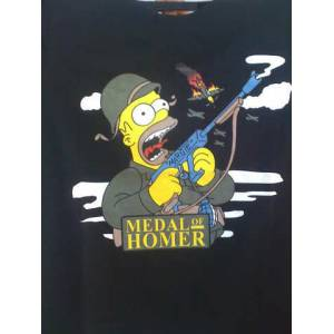 Medal Of Homer T-Shirt