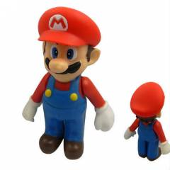 Super Mario action figure a  kalite masa �st�