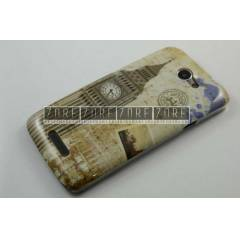 HTC One X K�l�f London Saat Kulesi Kapak
