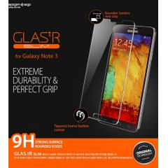 Spigen SGP Galaxy Note3 Glas.tR Screen Protector
