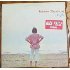 BARBARA STREISAND - PEOPLE LP PLAK