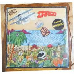 MEN AT WORK - CARGO LP PLAK