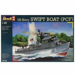 Revell Us Navy Swift Boat 1:48 �l�ek Gemi Maketi