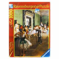 Ravensburger 1000 par�a Puzzle The Dancing Class