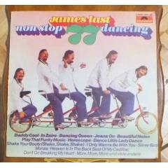 JAMES LAST - NON STOP 77 DANCING  LP PLAK