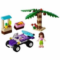 Lego Friends Olivias Beach Buggy Oyun Seti