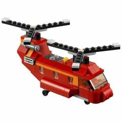 Lego Creator Red Rotors Oyun Seti