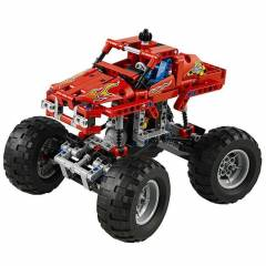Lego Technic Monster Truck Oyun Seti