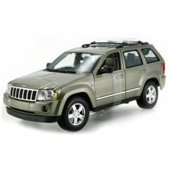 Maisto Jeep Grand Cherokee 2005 Model Araba 1:18