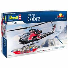 Revell The Flying Bulls Bell AH-1F Cobra 1:48 �l