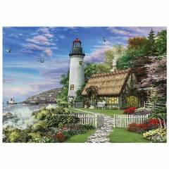 KS Games 1000 Par�a Puzzle The Old Sea Cottaga