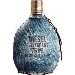 Diesel Fuel For Life Denim Edt 75 ml Erkek Parfm