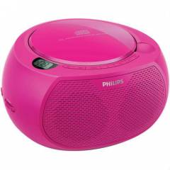 Philips AZ100C/12 Portatif CD Radyo �alar