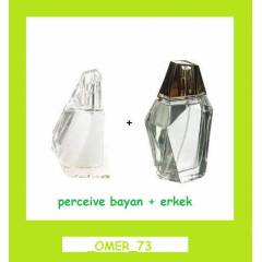 AVON PERCE�VE BAY ve BAYAN �K�L� SET--KARGOSUZ
