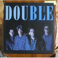 DOUBLE - BLUE  LP PLAK