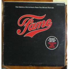 FAME  -  THE ORIGINAL SOUNDTRACK  LP PLAK