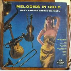 BILLY VAUGHN AND HIS ORCHESTRA  MELODIES PLAK