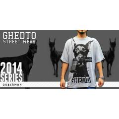DOBERMAN - GHEDTO WEAR  hiphop, rap (BOL KES�M)