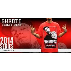 VINNIE PAZ -GHEDTO WEAR  hiphop, rap (BOL KES�M)