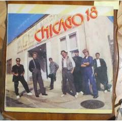CHICAGO - 18 LP PLAK