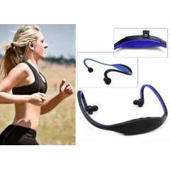 CW-X Sport Kablosuz Kulakl�k  Mp3 Player Fm