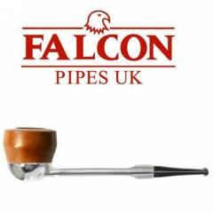 FALCON Pipo Straight Metal + dover naturel