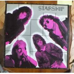 STARSHIP - NO PROTECTION LP PLAK