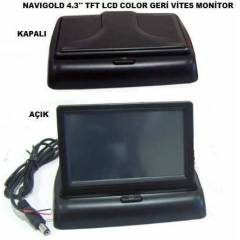 Ara� i�i 4.3'' TFT LCD Color Monitor