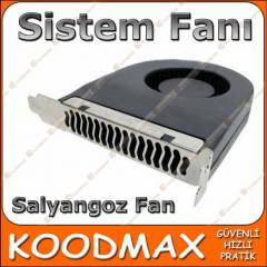 Pci Slot Fan Salyangoz Kasa Fan� Sistem Fan�