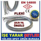 100cm G�VENL� FLEX� DO�ALGAZ BA�LANTI HORTUMU
