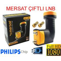MERSAT ��FT G�R��L� LNB FULL HD 3D   2014 MODEL