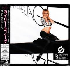 KYLIE MINOGUE (JAPAN) - BODY LANGUAGE 2.El CD-A