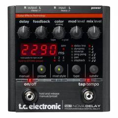 tc electronic ND-1 Nova Delay Pedal [DD]