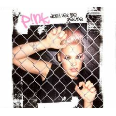 PINK - DON'T LET ME GET ME CD-SINGLE 2.EL
