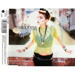 MADONNA - LIKE A VIRGIN  2.el CD SINGLE