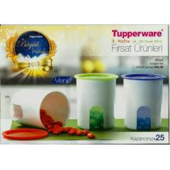 TUPPERWARE A�IKG�Z 3 L� %40 �ND�R�ML� KARGOSUZ