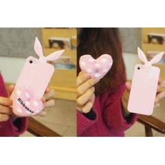 iPHONE 4/4S KILIF RAB�TO RiBBONNE TAV�AN PONPON